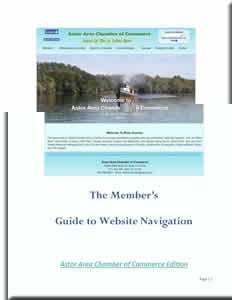 The Member's Guide to Website Navigation